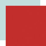 Carta Bella Paper - By The Sea Collection - 12 x 12 Double Sided Paper - Red