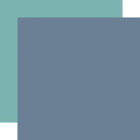 Carta Bella Paper - By The Sea Collection - 12 x 12 Double Sided Paper - Blue