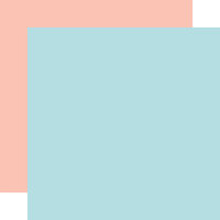 Carta Bella Paper - Cartographer No. 2 Collection - 12 x 12 Double Sided Paper - Light Blue
