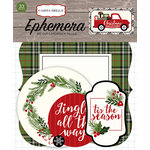 Carta Bella Paper - Christmas Delivery Collection - Ephemera