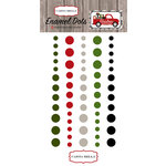 Carta Bella Paper - Christmas Delivery Collection - Enamel Dots