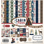Carta Bella Paper - Cabin Fever Collection - 12 x 12 Collection Kit