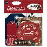 Carta Bella Paper - Cabin Fever Collection - Ephemera