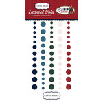 Carta Bella Paper - Cabin Fever Collection - Enamel Dots