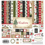 Carta Bella Paper - Christmas Collection - 12 x 12 Collection Kit