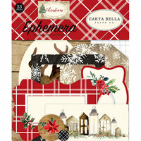 Carta Bella Paper - Christmas Collection - Ephemera