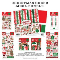 Carta Bella Paper - Christmas Cheer Collection - 12 x 12 Mega Bundle