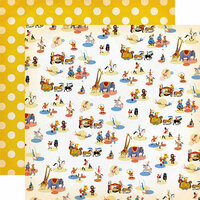 Carta Bella Paper - Circus Collection - 12 x 12 Double Sided Paper - Circus Act