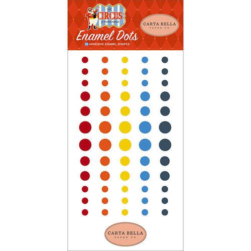 Carta Bella Paper - Circus Collection - Enamel Dots