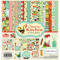 Carta Bella Paper - Country Kitchen Collection - 12 x 12 Collection Kit