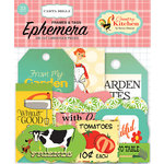 Carta Bella Paper - Country Kitchen Collection - Ephemera - Frames and Tags