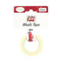 Carta Bella Paper - Christmas Market Collection - Decorative Tape - Market Trucks