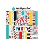 Carta Bella - Circus Party Collection - 6 x 6 Paper Pad