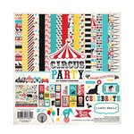 Carta Bella - Circus Party Collection - 12 x 12 Collection Kit