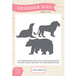 Carta Bella - Circus Party Collection - Designer Dies - Animal Set One