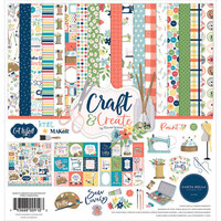 Carta Bella Paper - Craft and Create Collection - Collection Kit