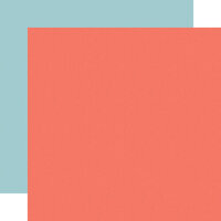 Carta Bella Paper - Craft and Create Collection - 12 x 12 Double Sided Paper - Dark Pink