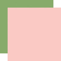 Carta Bella Paper - Craft and Create Collection - 12 x 12 Double Sided Paper - Light Pink