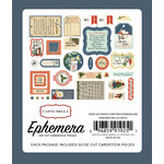 Carta Bella - Christmas Wonderland Collection - Ephemera