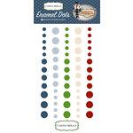 Carta Bella - Christmas Wonderland Collection - Enamel Dots