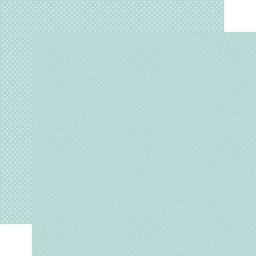 Carta Bella Paper - Dots Collection - 12 x 12 Double Sided Paper - Mint