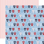 Carta Bella Paper - Deep Blue Sea Collection - 12 x 12 Double Sided Paper - Seas The Day