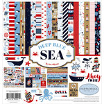 Carta Bella Paper - Deep Blue Sea Collection - 12 x 12 Collection Kit