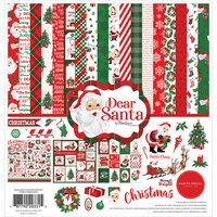 Carta Bella Paper - Dear Santa Collection - 12 x 12 Collection Kit