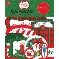 Carta Bella Paper - Dear Santa Collection - Ephemera