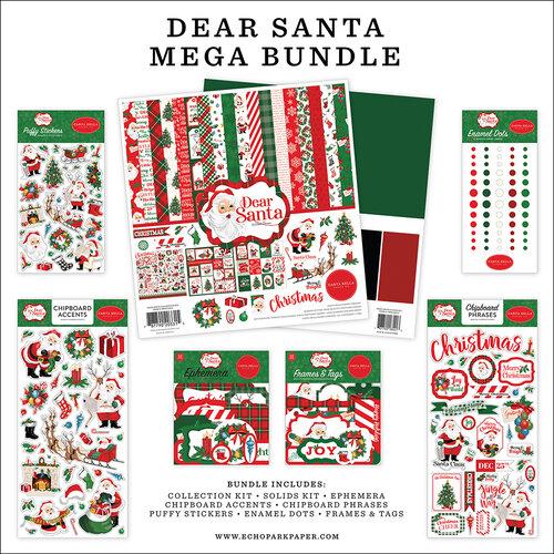 Carta Bella Paper - Dear Santa Collection - Mega Bundle