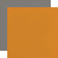 Carta Bella Paper - Dinosaurs Collection - 12 x 12 Double Sided Paper - Orange