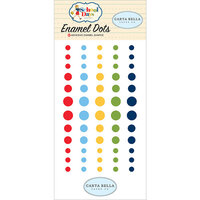 Carta Bella Paper - School Days Collection - Enamel Dots