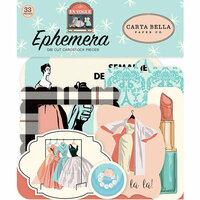 Carta Bella Paper - En Vogue Collection - Ephemera
