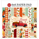 Carta Bella Paper - Fall Break Collection - 6 x 6 Paper Pad