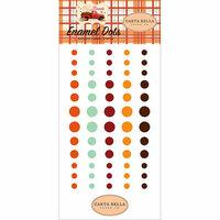 Carta Bella Paper - Fall Break Collection - Enamel Dots