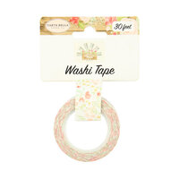 Carta Bella Paper - Farmhouse Market Collection - Decorative Tape - Sweet Blooms
