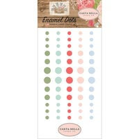 Carta Bella Paper - Farmhouse Market Collection - Enamel Dots
