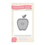 Carta Bella - Fall Blessings Collection - Designer Dies - Apple Slice