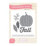Carta Bella - Fall Blessings Collection - Designer Dies - Fall Harvest