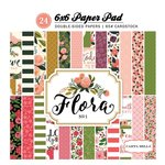 Carta Bella Paper - Flora No 1 Collection - 6 x 6 Paper Pad