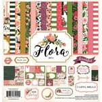 Carta Bella Paper - Flora No 1 Collection - 12 x 12 Collection Kit