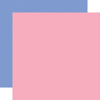 Carta Bella Paper - Flora No. 4 Collection - 12 x 12 Double Sided Paper - Pink