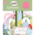 Carta Bella Paper - Flora No. 4 Collection - Ephemera
