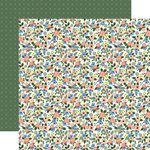 Carta Bella Paper - Flora No 2 Collection - 12 x 12 Double Sided Paper - Primrose Petals