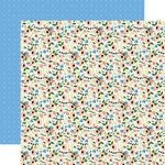 Carta Bella Paper - Flora No 2 Collection - 12 x 12 Double Sided Paper - Blossom Bunch