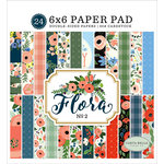 Carta Bella Paper - Flora No 2 Collection - 6 x 6 Paper Pad