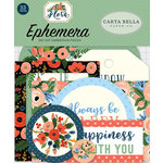 Carta Bella Paper - Flora No 2 Collection - Ephemera