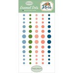 Carta Bella Paper - Flora No 2 Collection - Enamel Dots