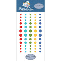 Carta Bella Paper - Family Night Collection - Enamel Dots