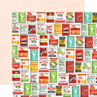 Carta Bella Paper - Farm To Table Collection - 12 x 12 Double Sided Paper - Spice Up Your Life